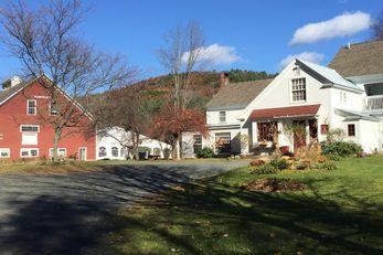 Quechee Inn at Marshland Farm