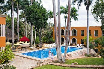 Hacienda Uxmal Hotel
