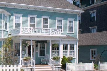 The Blue Dory Inn