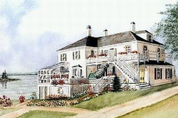 Admiral's Quarters Inn