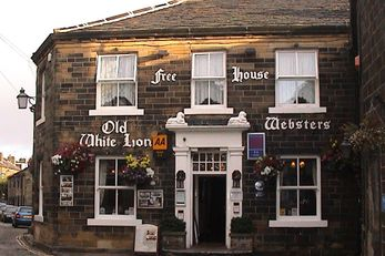 Old White Lion Hotel