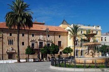 Hotel Ilunion Merida Palace