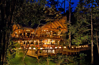 Pacuare Eco Lodge