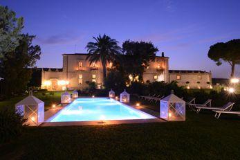 Hotel Castello Camemi