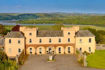 Pentillie Castle & Estate