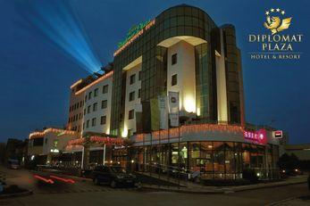 Diplomat Plaza Hotel & Resort