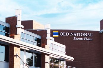 Old National Events Plaza