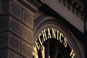 Mechanics Hall
