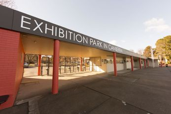 Exhibition Park in Canberra