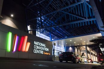 National Convention Centre Canberra