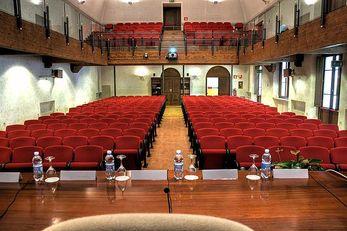 Auditorium Centro Congressi Brescia Capretti