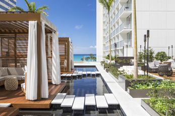 'Alohilani Resort Waikiki Beach