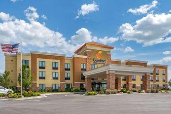 Comfort Inn & Suites Tooele