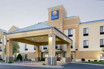 Comfort Inn & Suites Hutchinson