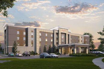 Hampton Inn Wichita Northwest