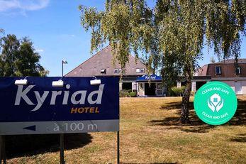 Hotel Kyriad Laon