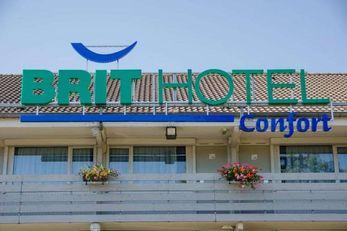 Brit Hotel Nancy Sud Luneville