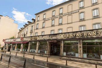 The Originals Aurillac Grand Hotel