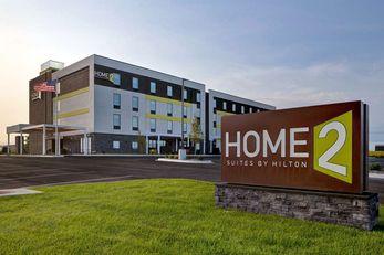 Home2 Stes by Hilton Loves Park Rockford