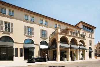 Hotel de Paris St Tropez