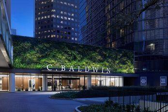 C Baldwin Curio Hilton Houston Downtown