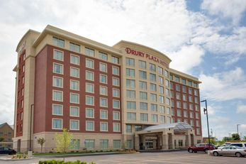 Drury Plaza Hotel Columbia East
