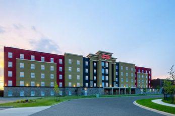 Hampton Inn & Suites Edmonton St Albert