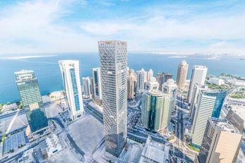 Aleph Doha Residences, Curio by Hilton