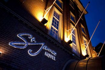 St. James Hotel, BW Premier Collection