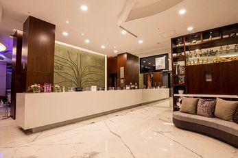 HS HOTSSON Hotel Guadalajara