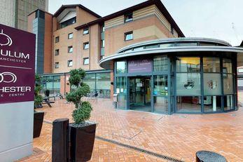 Pendulum Hotel at Manchester Conf Ctr