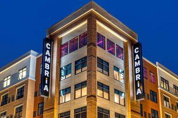 Cambria Hotel Rock Hill-University Cntr