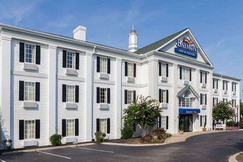 Baymont Inn & Suites Columbia/Maury