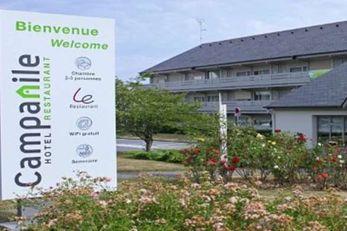 CAMPANILE HOTEL SAINT AVOLD