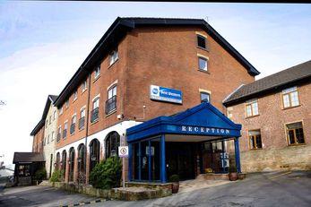 Best Western Park Hall Htl Leisure Club