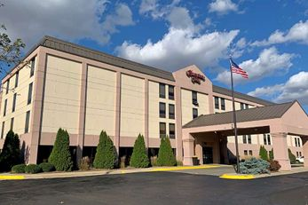 Hampton Inn Urbana by Hilton