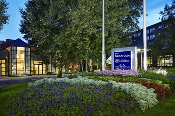 The Saratoga Hilton