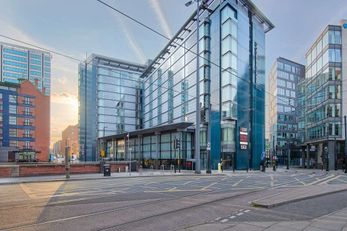 DoubleTree by Hilton Hotel Manchester