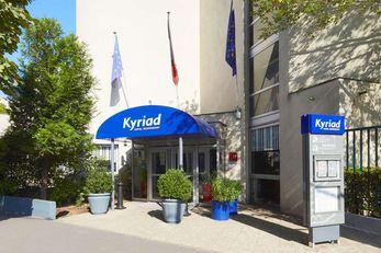 Kyriad Paris Nord Porte De Saint Ouen