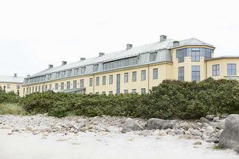 Varbergs Kusthotell Visiting