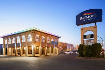 Baymont Inn& Suites Medicine Hat