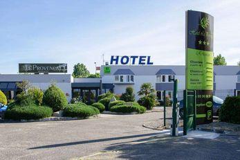 Hotel Le Provencal Bordeaux Lac