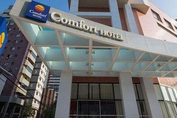 Comfort Hotel Santos, Sao Paulo