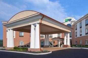 Holiday Inn Express/Stes Akron Reg Arpt