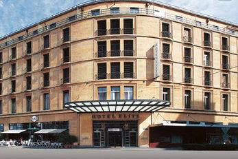 Art Deco Hotel Elite Biel