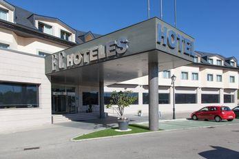Hotel FC Villalba