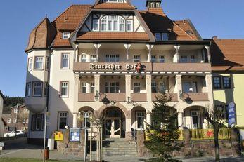 Hotel Deutscher Hof Georgenthal