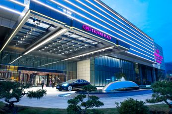 Crowne Plaza Baoji City Center