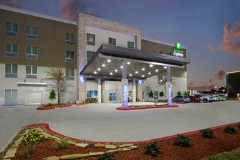 Holiday Inn Express/Suites Lake Charles