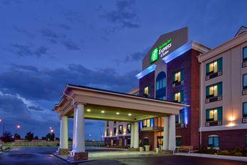 Holiday Inn Express & Stes Medicine Hat